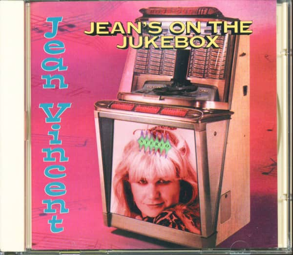 Jean's On The Jukebox (CD)