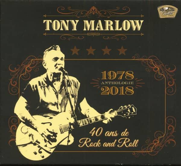 40 Ans De Rock And Roll - Anthologie 1978-2018 (2-CD)