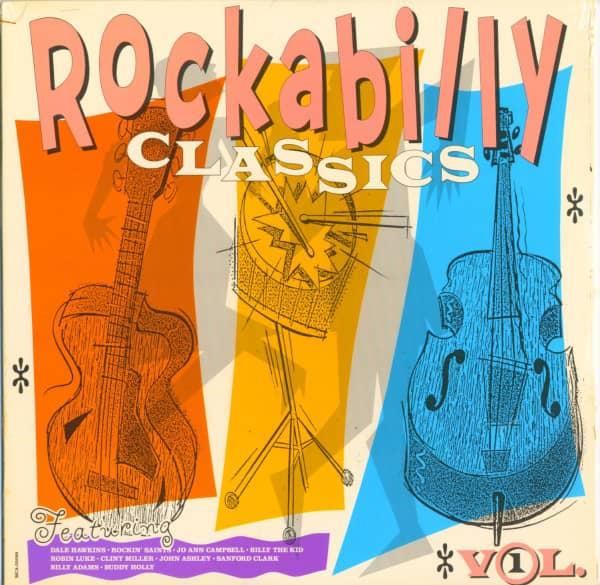 Rockabilly Classics, Vol.1 (LP)