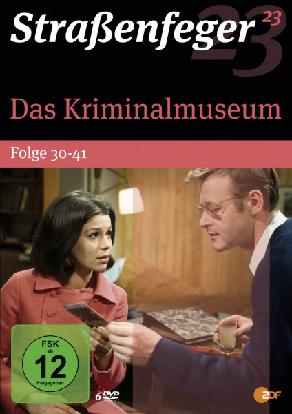Straßenfeger Vol. 23: Das Kriminalmuseum Folge 30-41