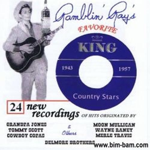Ramblin' Ray's Favorite Country Stars