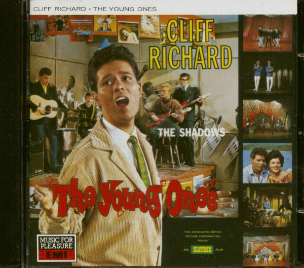 The Young Ones (CD)