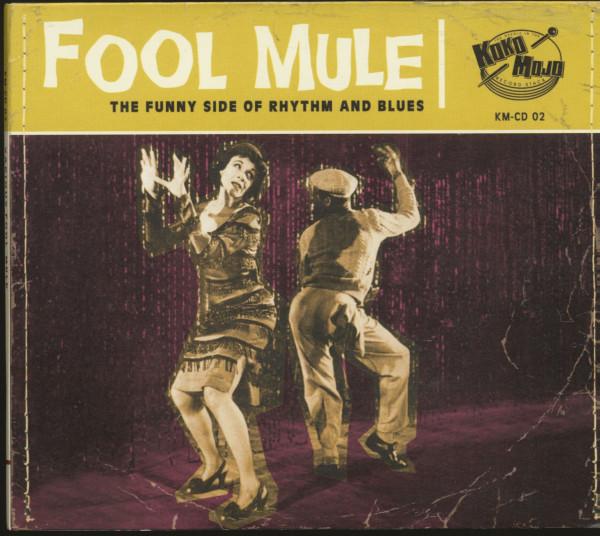 Fool Mule (CD)