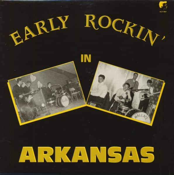 Early Rockin' In Arkansas (LP)