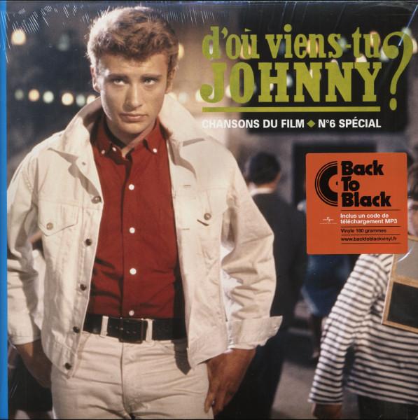 D'Ou Viens-Tu Johnny? - No.6 Spécial (LP & Download, 180g Vinyl)