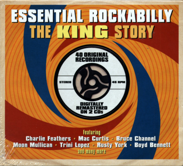 Essential Rockabilly - The King Story (2-CD)