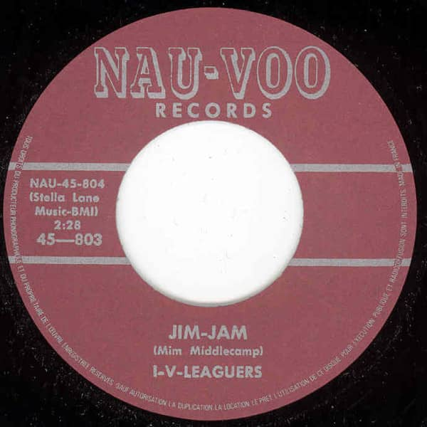 Jim-Jam b-w Told By The Stars 7inch, 45rpm