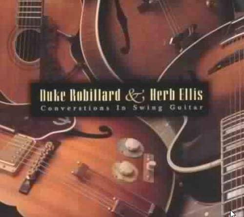 Conversations In Swing Guitar (CD)
