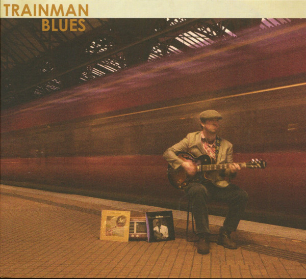 Trainman Blues (CD)