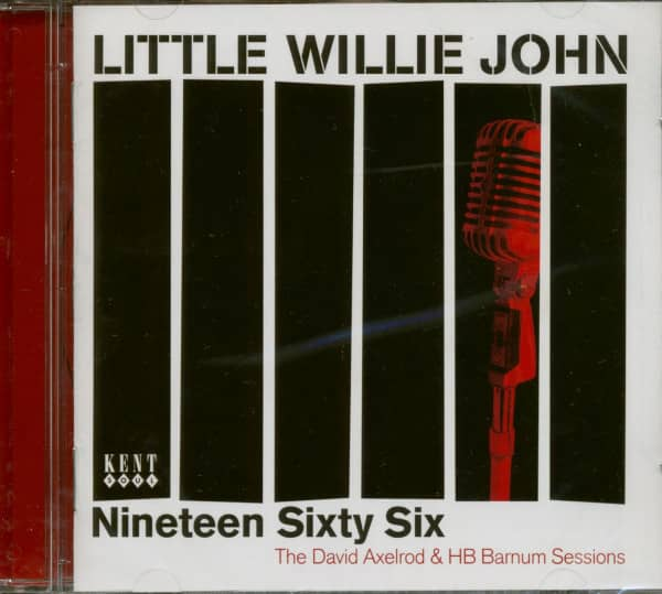 Nineteen Sixty Six (CD)