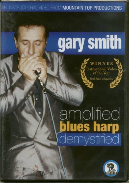 Amplified Blues Harp Demystified