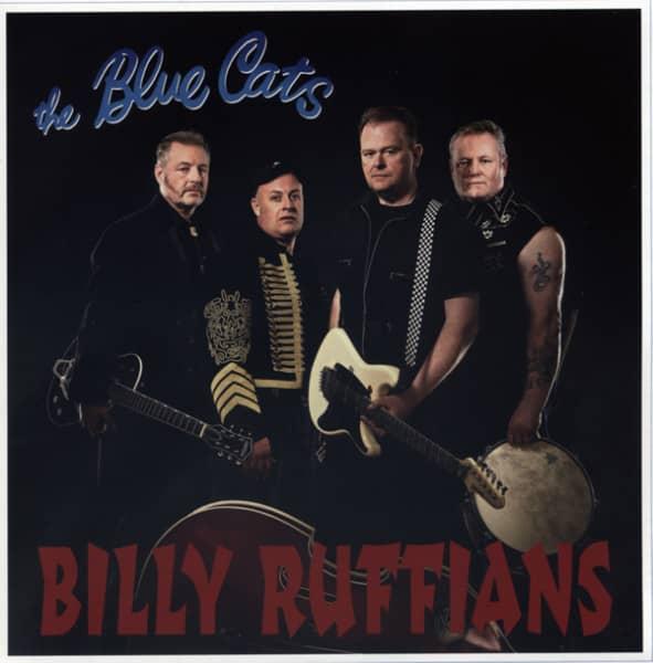 Billy Ruffians (CD-SINGLE) (2012)