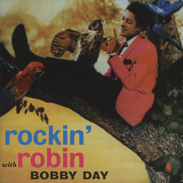 Rockin' Robin...plus
