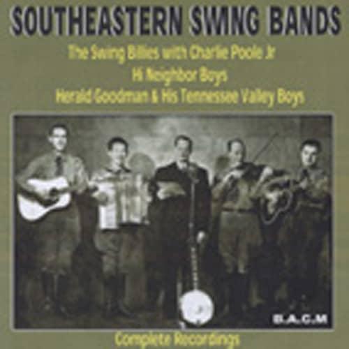 Southeastern Swing Bands 1937 - 38