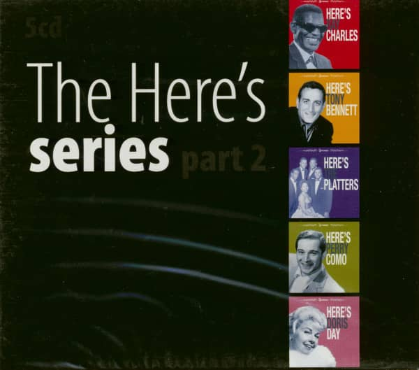 The Here's Series Part 2 (5-CD)