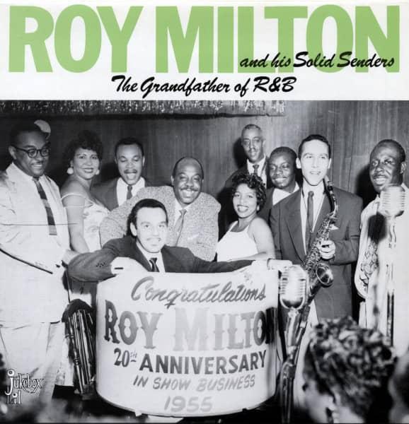 Grandfather Of R&B (1945-51)