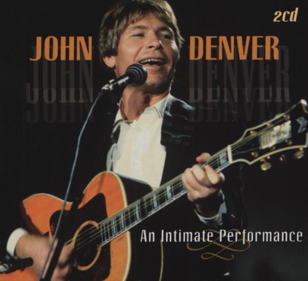 An Intimate Performance (2-CD) Digipac