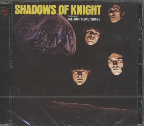 Featuring: Follow - Alone - Shake (CD)