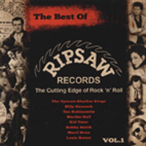 Ripsaw Records - Cutting Edge Of Rock & Roll