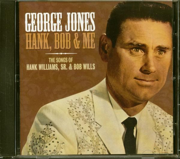 Hank, Bob And Me (CD)