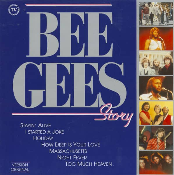 Bee Gees Story (LP)