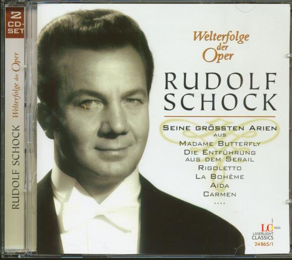 Welterfolge der Oper (2-CD)