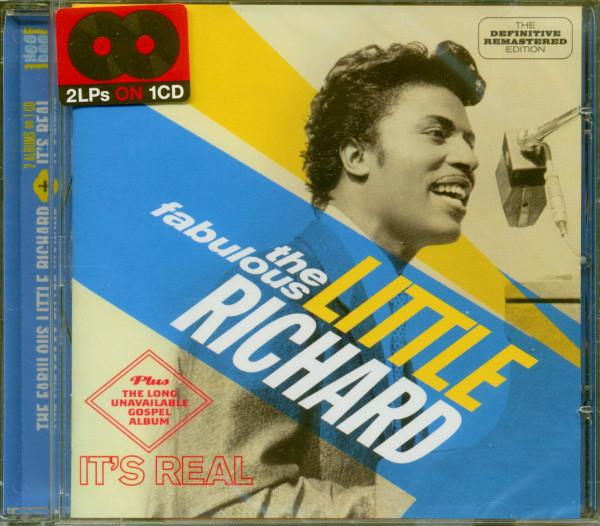 The Fabulous Little Richard - It's Real (CD)