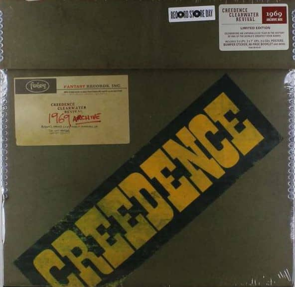 1969 Archive Box Set (3-LP, 3-7inch, 3-CD, Ltd.)