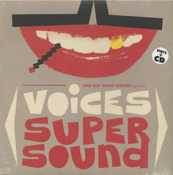 Voices Supersound (LP+CD)