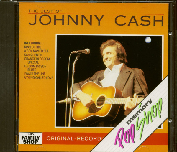 The Best Of Johnny Cash (CD)
