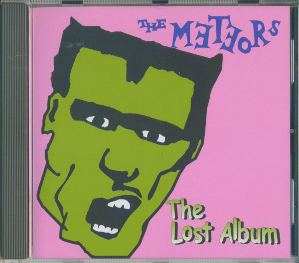The Lost Album (CD Album)