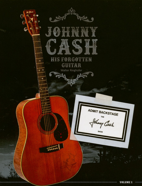 Johnny Cash: His forgotten Guitar (english)