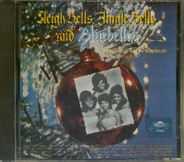Sleigh Bells, Jingle Bells & Bluebelles (CD)