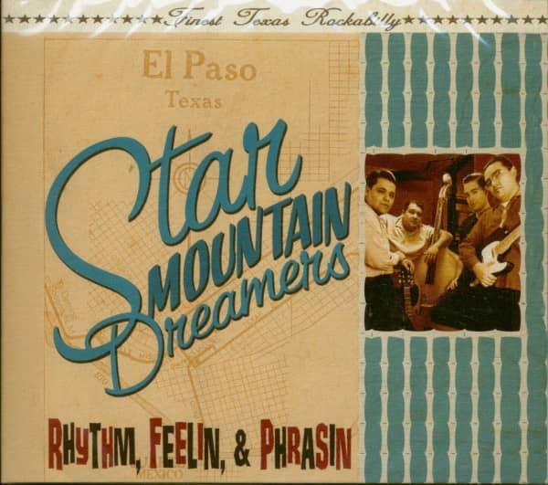 Rhythm, Feelin & Phrasin (CD)