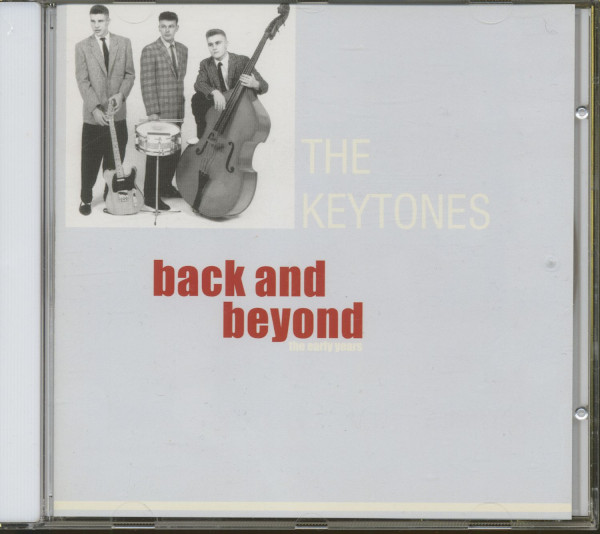 Back And Beyond - The Early Years, Vol.1 (CD)