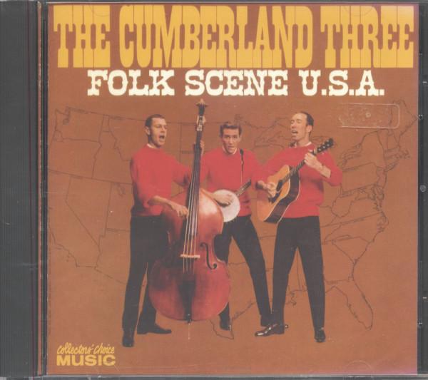 Folk Scene U.S.A. (CD)