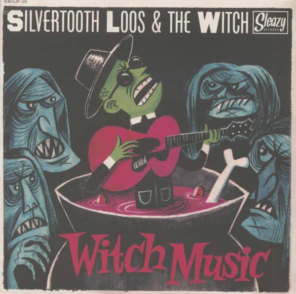 Witch Music (LP)