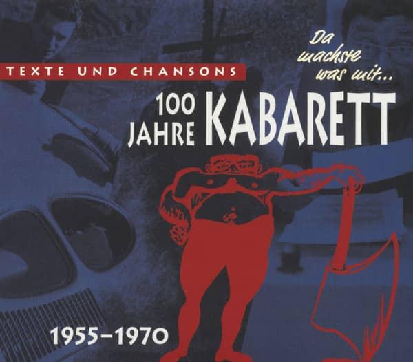 Teil 3, Geschichte des deutschsprachigen Kabaretts (3-CD)