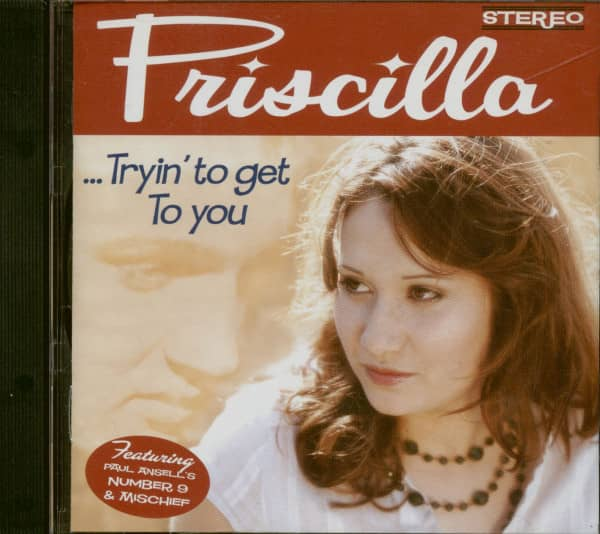 Tryin' To Get To You (CD)