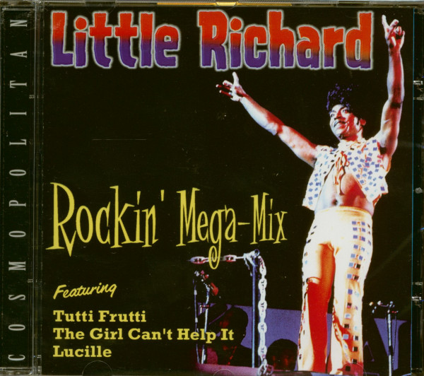 Rockin' Mega-Mix (CD)