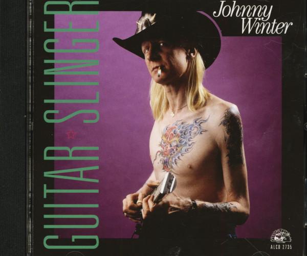 Guitar Slinger (CD)