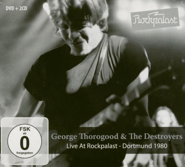 Live At Rockpalast - Dortmund (2-CD & DVD)