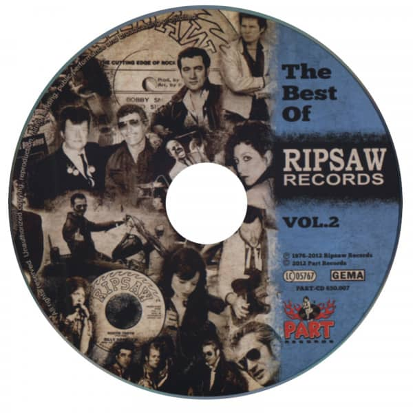 Vol.2, The Best Of Ripsaw Records
