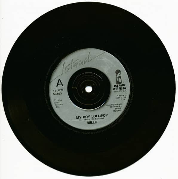 My Boy Lollipop - Oh Henry (7inch Single, 45rpm, SC)
