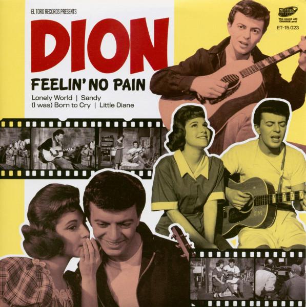 Feelin' No Pain (7inch, EP, 33rpm, PS)