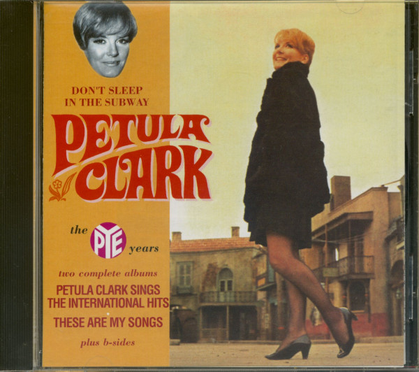 The PYE Years (CD)