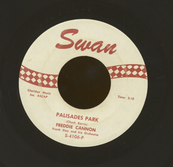 Palisades Park - June, July And August (7inch, 45rpm)