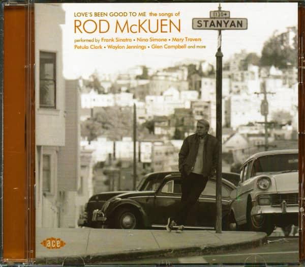 Love's Been Good To Me - The Songs Of Rod McKuen (CD)
