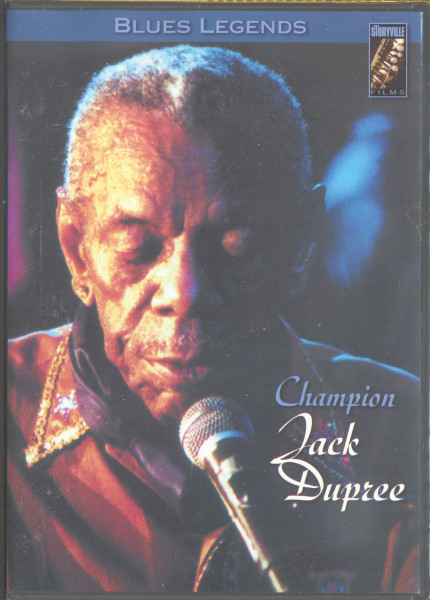 Blues Legends - 'Champion' Jack Dupree (DVD)
