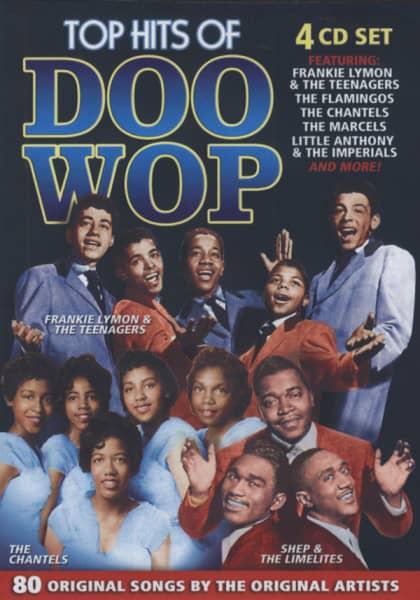 Top Hits Of Doo Wop (4-CD)